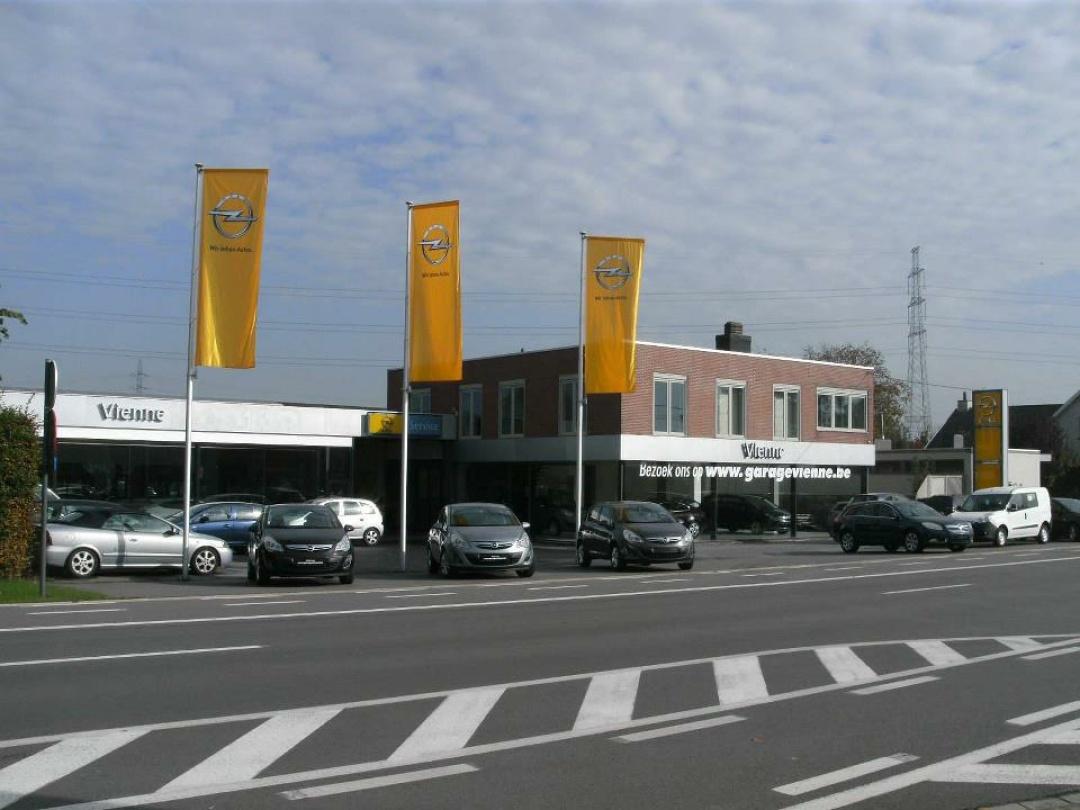 Garage Vienne-Deerlijk